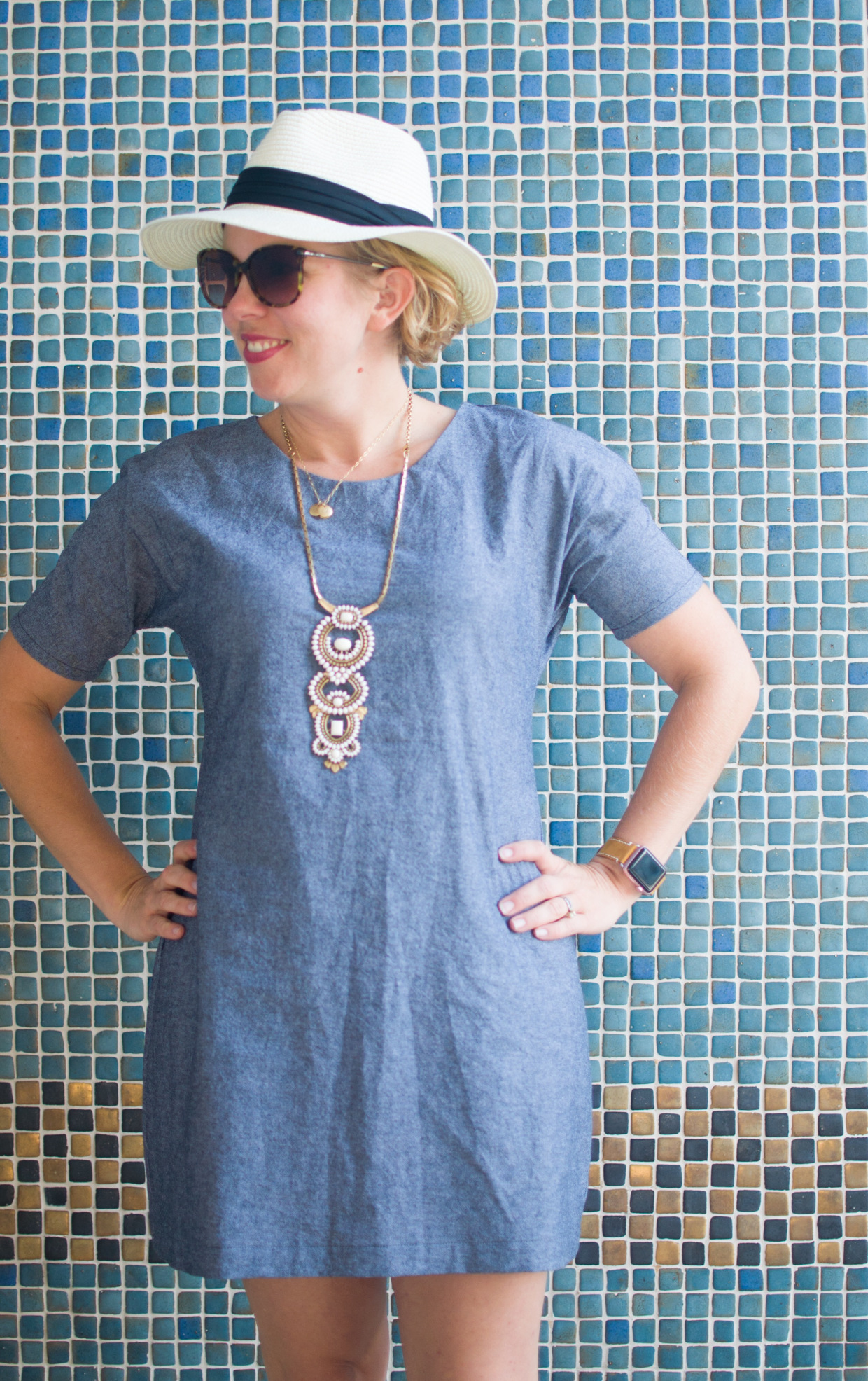 Blog Archive | Katie's Chambray Dress